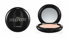 MAC MALEFICENT Beauty Powder NATURAL Face Powder Compact LIMITED Ed NEW in BOX