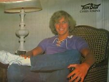 Christopher Atkins, Chris, Full Page Vintage Pinup