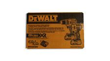 DeWalt 20-Volt Max XR Cordless Drill/Impact Driver Combo Kit (DCK283D2)