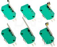 Mikroschalter Endschalter Hebel Rolle Pin Taster Schalter SPDT 10A 250V