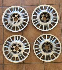 "Set Of 4  15"" 2000 01 02 03 04 05 Chevrolet Malibu Hubcaps Wheel Covers 9593496"