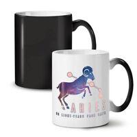 Aries Zodiac Sign NEW Colour Changing Tea Coffee Mug 11 oz | Wellcoda