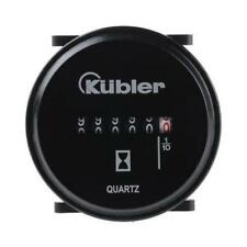 1 x Kubler Hour Counter, 6 digits, Tab Connection, 10-80V dc