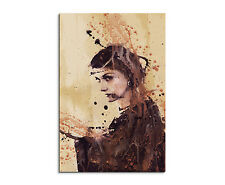 90x60cm Paul Sinus Splash Art Painting Art Picture Coco Chanel I