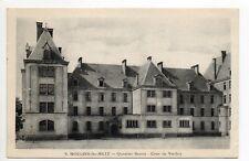 MOULINS LES METZ  Moselle CPA 57 Quartier serret Cour de verdun 9