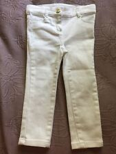 Janie And Jack White Jeans 2T