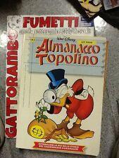 Almanacco Topolino Trimestrale N.1 Ottimo