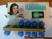 SYLVANIA BLUE DOT Press 25 Package of 11 Flashbulbs - NEW