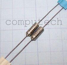 4,7uF 35V Condensatore Assiale al Tantalio KEMET T110 per Audio HiFi 2 pezzi