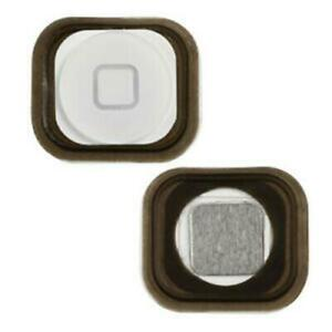for iPod Touch 5th & 6th - White Replacement Home Button Gasket   FPC