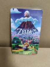 The Legend of Zelda: Link's Awakening Steelbook - Custom - new - Switch no game