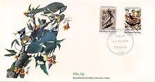 ENVELOPPE / BIRDS OF THE WORLD /  / FAUNE /  OISEAU / TOGO / 1985