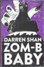 ZOM-B BABY Darren Shan Brand New! paperback 2016 Classic childrens collectable