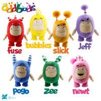 "RP2 ODDBODS AP1201, Chuddiki, Plush Toy, Figure, Cartoon, Original, 5.0"" / 12 cm"
