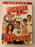 AMERICAN PIE Presents BAND CAMP (DVD 2005) UNRATED W/S Brand New Sealed