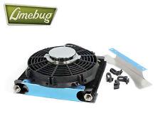72 Plate Oil Cooler w / Fan Kit Classic Beetle T1-T4 Bay Window Bus Camper VW