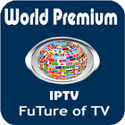IPTV Subscription 1 Month SAMSUNG&LG SmartTV FIRESTICK MAG 250 254 256 M3u VLC