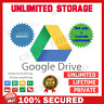 GOOGLE DRIVE UNLIMITED STORAGE . CUSTOM USERNAME . NOT .EDU . LIFETIME .