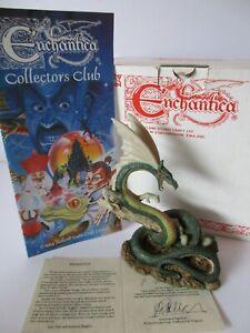 ENCHANTICA Fantasy Figures & Dragons EN2097 TUNNEL SERPENT DROMELIAD