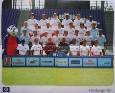 Panini 224 225 226 227 BL Fussball 2006/07 Team Hamburger SV