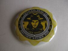 """Jack White Official Seal Of Ambassador Button Record Store Day 2013 2"""" ButtonNEW"""