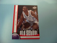 2009-10 Upper Deck Old School MICHAEL JORDAN North Carolina OS Basketball #154