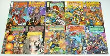31 Cyberforce comics - wholesale lot  no duplication - image comics silvestri