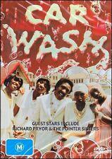 DVD Car Wash Richard Pryor Pointer Sisters Otis Day 1976 Comedy Music R4 BNS