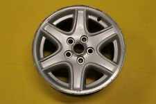02-07 JEEP LIBERTY WHEEL ALLOY RIM 16'' 6 SPOKE OEM 03 04 05 06 #1