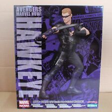 Japan Kotobukiya ARTFX+ Avengers Hawkeye MARVEL NOW! 1/10 PVC Figure IN STOCK