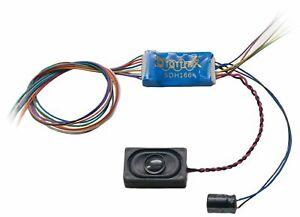 Digitrax SDH166D Standard 1 Amp Sound Decoder HO Scale