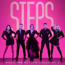 More details for steps - what the future holds pt 2 [cd] sent sameday*