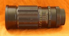 Tokina tele-auto 200mm 1:3,5 con Canon FD puerto Nex a7 a7r MFT m4/3