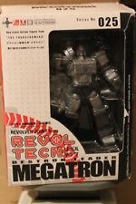 2006 Revoltech Kaiyodo No.025 Destron Leader MEGATRON 100% w/ Box