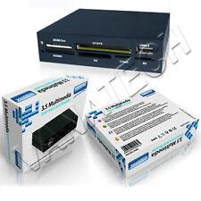 "CARD READER INTERNO HANTOL 3,5"" ALLIN-ONE USB 2.0 MS SD MMD CF XD T-FLASH M2"