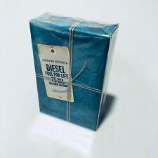 Diesel Fuel For Life Summer Edition Pour Homme Eau De Toilette 75 ml / 2.5 fl oz
