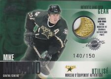 Mike Modano 2003 Pacific Atomic McDonalds Game Used Patch /150