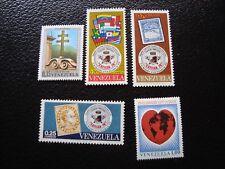 VENEZUELA -timbre yvert et tellier n° 811 817 a 819 840 n** (C5) stamp