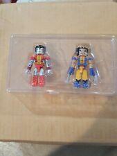 NEW Lego minifigure lot WOLVERINE COLOSSUS X-MEN MARVEL