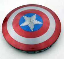 Avengers Civil War Captain External Battery America Shield Power Bank xmas gift