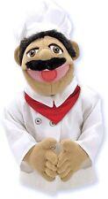 Puppets & Plush Toy - Chef Puppet Melissa & Doug 40353