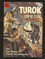 Turok Son Of Stone # 12 VG/Fine Cond.