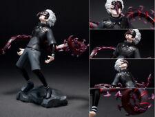 Anime Tokyo Ghoul Figure Jouets Kaneki Ken Kaneziki Figurine Statues 16cm