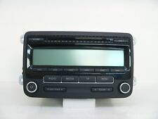 VW GOLF VI PASSAT TOURAN RADIO CAR AUDIO AUTORADIO 1K0035186AA