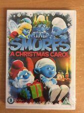 THE SMURFS A CHRISTMAS CAROL DVD D9