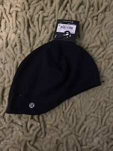 Lululemon For The Chill Toque - Black - NWT