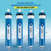 4x 50GPD RO Membrane Reverse Osmosis Replacement For 560012 560014 560016 560018