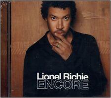 """CD NEUF -  Lionel RICHIE """" Encore """" 14 titres """""""