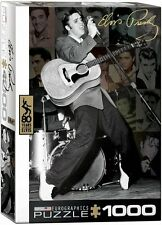 Elvis presley chaussures blanches 1000 piece jigsaw puzzle 490mm x 680mm (pz)