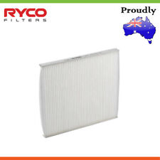 New  Ryco  Cabin Air Filter For HYUNDAI ACCENT RB 1.4L 4Cyl Part Number-RCA185P